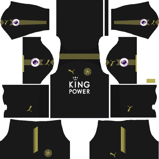 Leicester City Away Kits DLS 2018