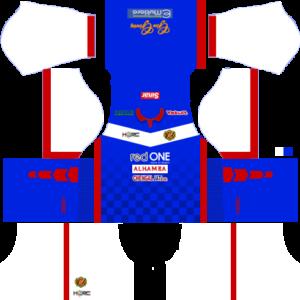 Kelantan Kits Away DLS 2018