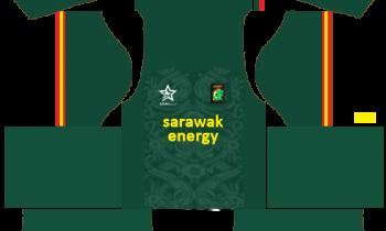 Sarawak Kits Third DLS 2019