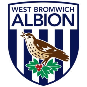 Dream League Soccer West Bromwich Albion F.C. Kits and Logos 2018, 2019 – [512X512]