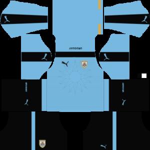 Uruguay Kits Home 2018