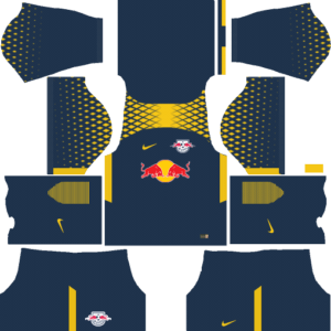 RB Leipzig Away Kits DLS 2018