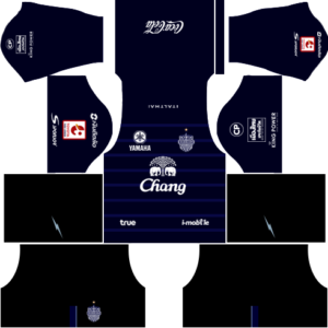 Dream League SoccerBuriram Kits and Logos 2018, 2019 – [512X512]