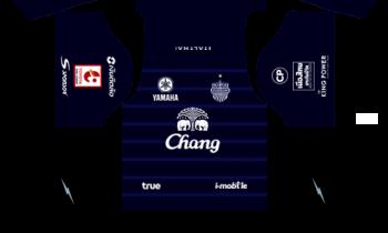 Buriram United Kits Home DLS 2019