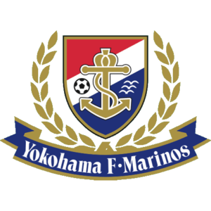 Dream League Soccer Yokohama F. Marinos Kits and Logos 2018, 2019 – [512X512]