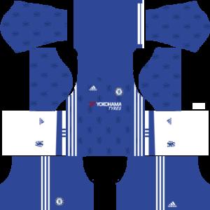 Chelsea Home Kits DLS 2018