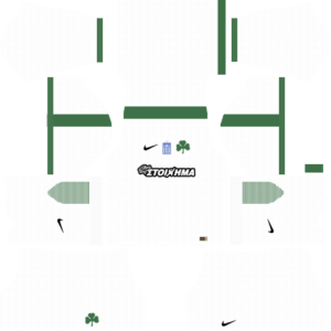 Panathinaikos F.C. Third Kits DLS 2018