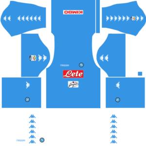 Napoli Home Kits DLS 2018