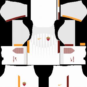 AS Roma Away Kits DLS 2018