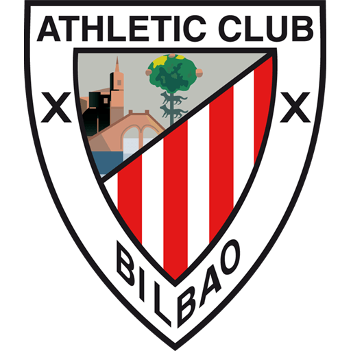 Dream League Soccer Athletic Bilbao logo 2018 - 2019