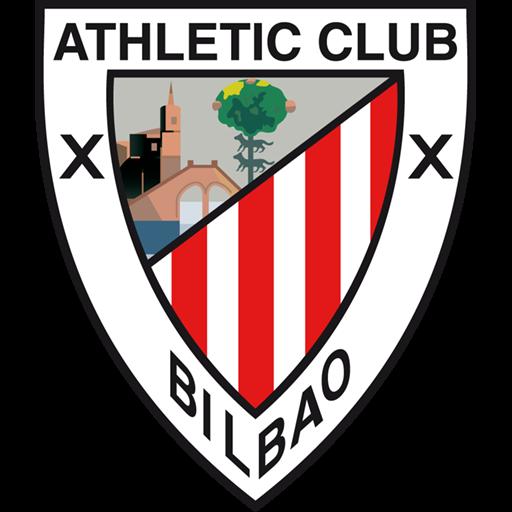 Dream League Soccer Athletic Bilbao logo 2018 - 2019