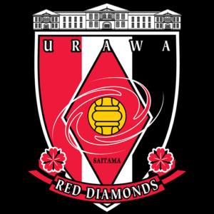 Urawa Red Diamonds Logo DLS 2018