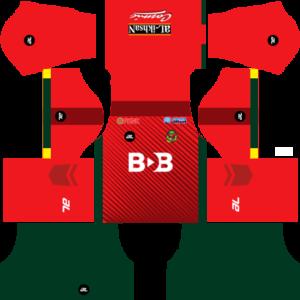 Kedah Kits Away DLS 2018