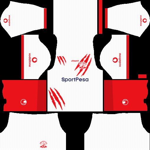 Simba S.C. Away Kits DLS 2019