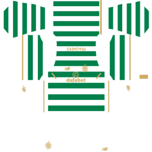 Dream League Soccer Celtic FC Kits and Logos 2018, 2019 – [512X512]