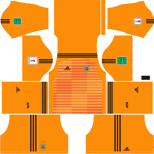 Argentina goal keeper away kits