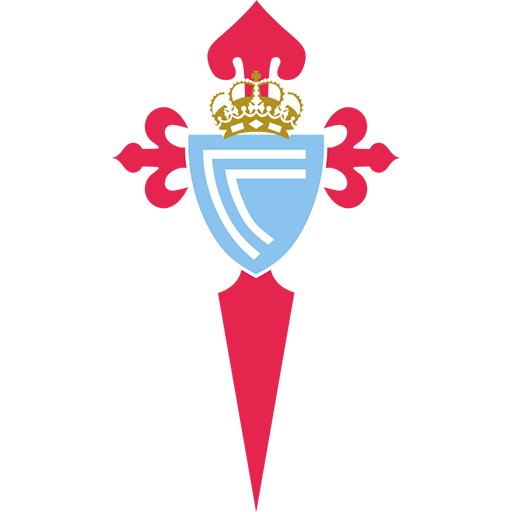 Dream League Soccer Celta Vigo logo 2018 - 2019