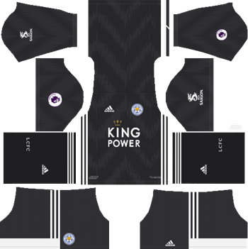 Leicester-City-2019-2020-Third-Kit-DLS-19-Kits-Dream-League-Soccer