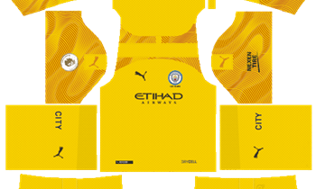 Dream League Soccer Manchester City Kits and Logos 2019-2020 – [512X512]