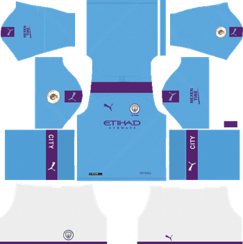 Manchester-City-Home-Kit-2019-DLS-19-Kits-Dream-League-Soccer