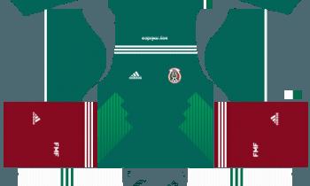 Dream League SoccerMexico Kits and Logos 2019-2020 – [512X512]
