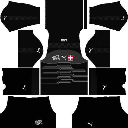 Switzerland Goalkeeper Kits 2018