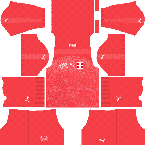 Switzerland Home Kits 2018