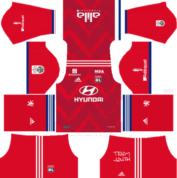 Olympique-Lyonnais-Third-Kit-2019-2020-DLS-19-Kits-Dream-League-Soccer