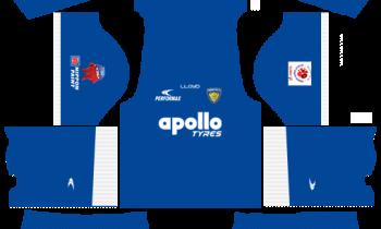 Dream League SoccerChennaiyin FC Kits and Logos 2019-2020 – [512X512]