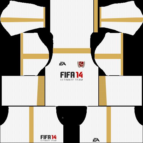 FIFA 14 Ultimate Team ( FUT 14 ) Legends Kits 2018