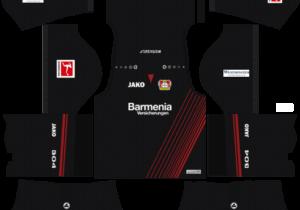 Dream League SoccerBayer Leverkusen Kits and Logos 2019-2020 – [512X512]