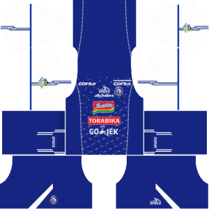 Dream League Soccer Arema FC Kits and Logos 2018, 2019 – [512X512]