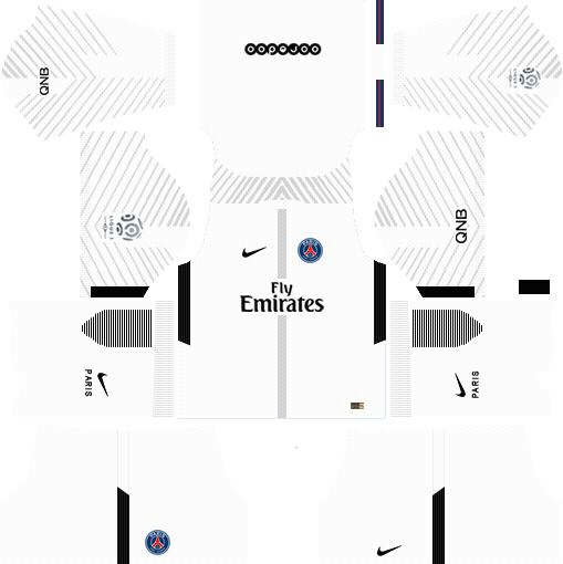 dream league soccer psg gk away kit