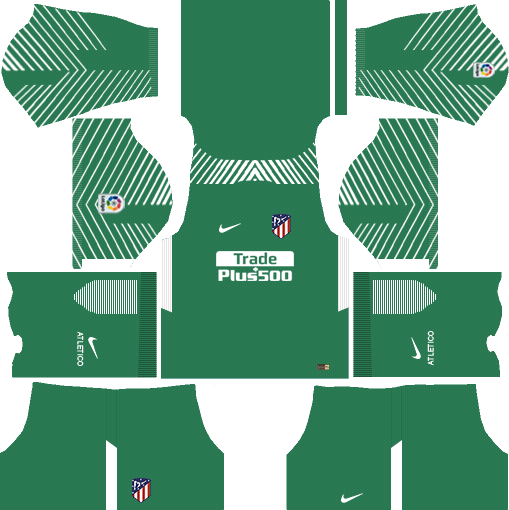 Atletico Madrid GK Away Kit