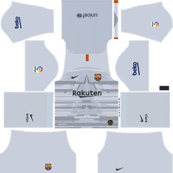 Barcelona-Goalkeeper-Away-Kit-2019-DLS-19-Kits-Dream-League-Soccer
