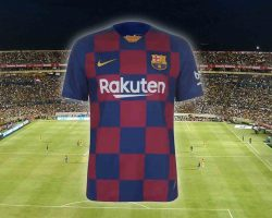 Dream League Soccer Barcelona Kits and Logos 2019-2020 – [512X512]
