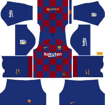FC-Barcelona-Home-Kit-2019-2020-DLS-19-Kits-Dream-League-Soccer