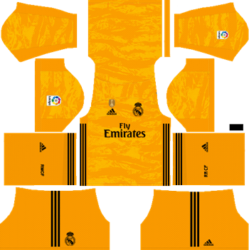 Real-Madrid-2019-20-Goalkeeper-Home-Kit-DLS-19-Kits-Dream-League-Soccer