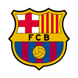 Dream League Soccer Barcelona logo 2018 - 2019-2020