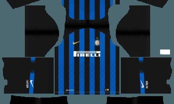 Dream League SoccerInter Milan Kits and Logos 2019-2020 – [512X512]
