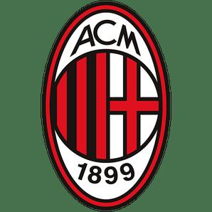 Dream League Soccer AC Milan logo 2018 - 2019