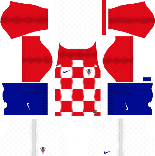 dream league soccer croatia home kit