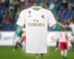 Dream League SoccerReal Madrid Kits and Logos 2019-2020 – [512X512]