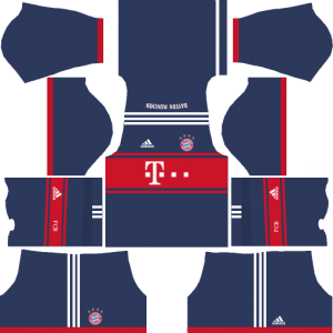 dream league soccer bayern munich away kit
