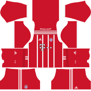 dream league soccer bayern munich home kit
