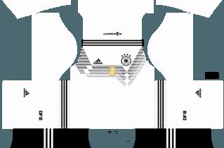 Dream League SoccerGermany Kits and Logos 2019-2020 – [512X512]