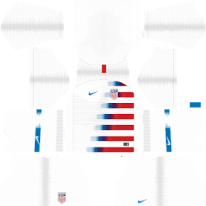 DLS USA Kits and Logos with URLs 2018 – 2019