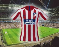 Dream League Soccer Atletico Madrid Kits & Logos [2019-2020 Edition]