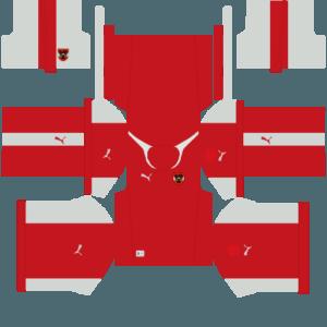 Dream League Soccer Austria Kits and Logos 2018, 2019 – [512X512]