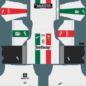 Dream League Soccer CD Leganes away kit 2018 - 2019-2020